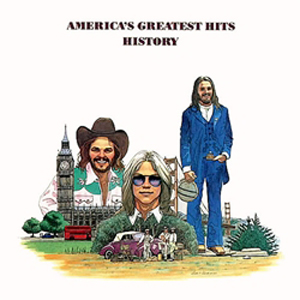 AMERICA「AMERICAS GREATEST HITS - HISTORY」