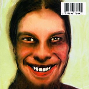 APHEX TWIN「I CARE BECAUSE YOU DO」