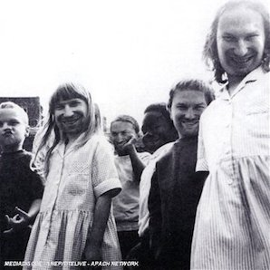 APHEX TWIN「COME TO DADDY」