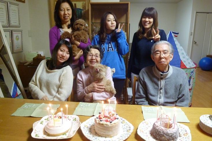 2014.4月お誕生日会ケーキ小