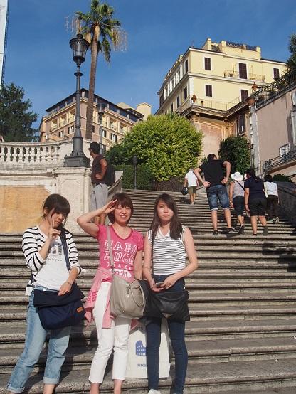スペイン階段小