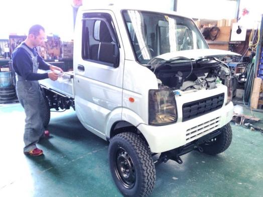 kei truck