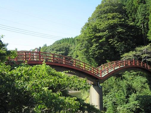立派な橋でした~