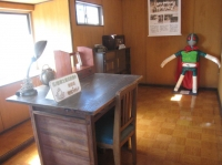 先生の部屋