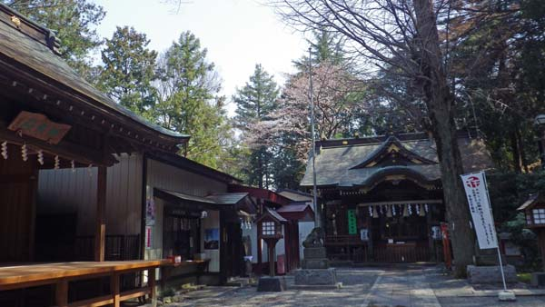 稲城市 穴澤天神社