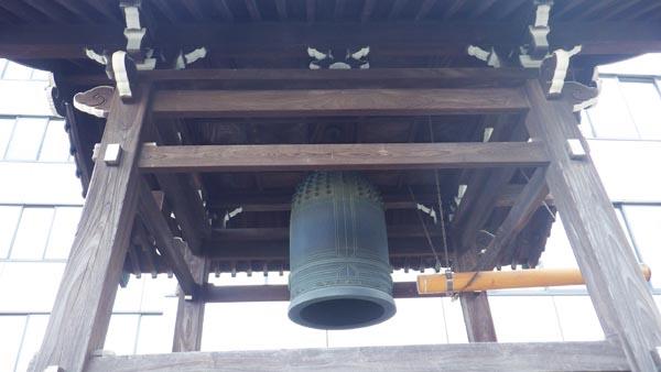 天竜寺の「時の鐘」