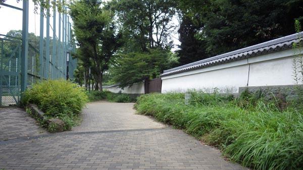 神田上水が流れ込んでいた地点