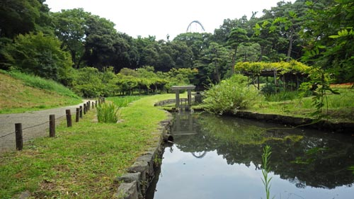 神田上水の流れ