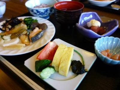 メナード青山ホテル朝食2