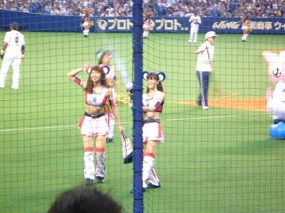 阪神vs中日5