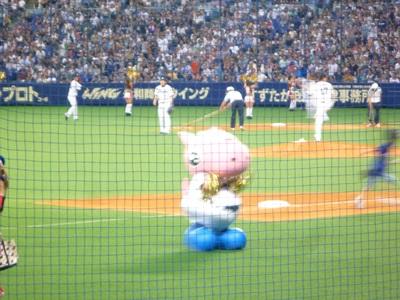 阪神vs中日6