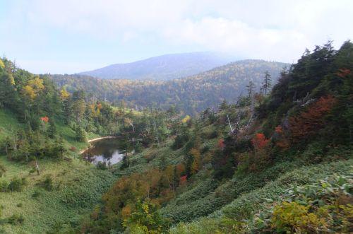 池と横手山
