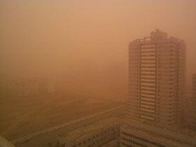 黄砂 PM2.5 混じる 危険性