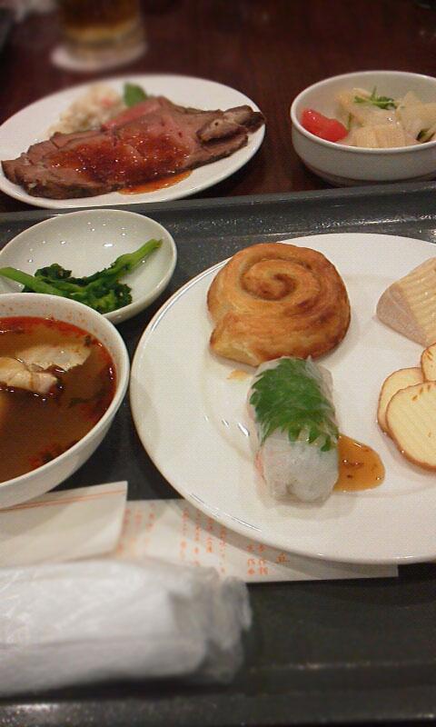 201303聚楽夕食