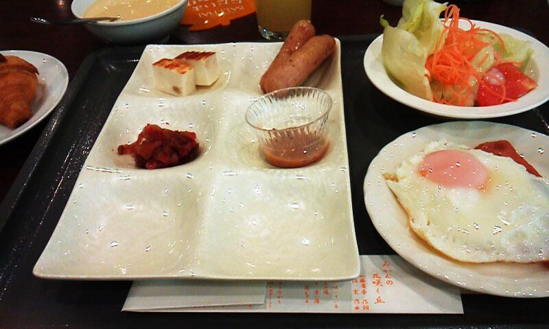 2014031寿楽朝食