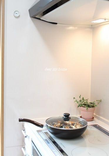 今日のキッチン