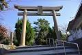 桜島・月読神社10