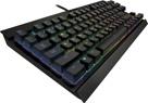 CORSAIRコルセア GAMING ゲーミングキーボード K65 RGB MX Red 日本語92配列 CH-9000072-JP