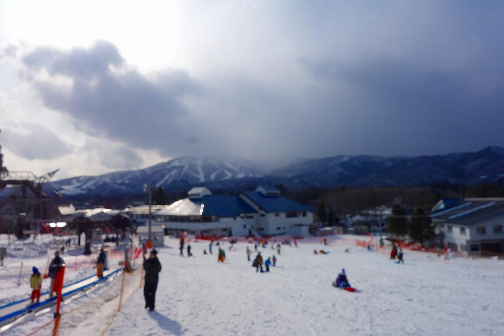 ひるがの高原スキー場 7