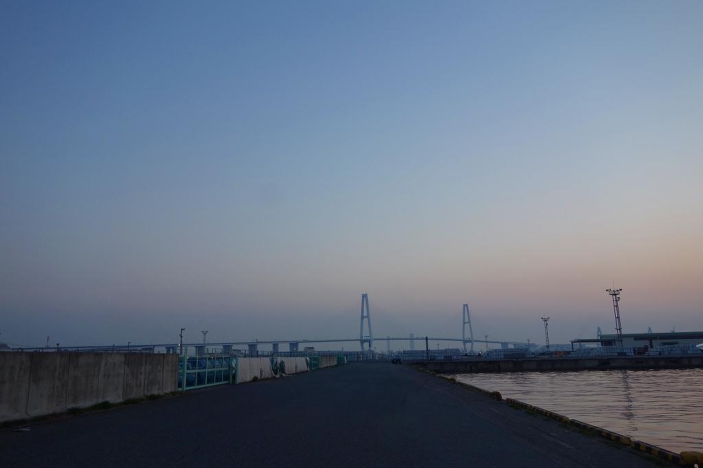 名古屋港にて3