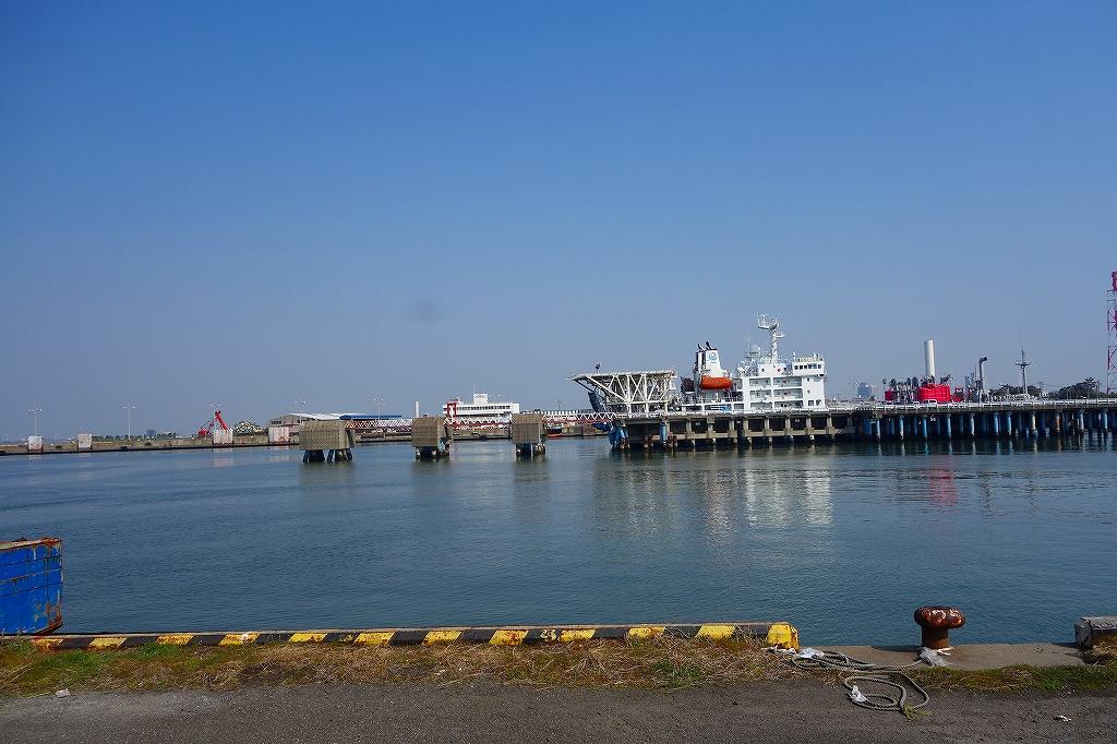 名古屋港にて5