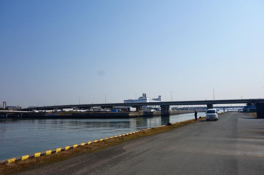 名古屋港にて6