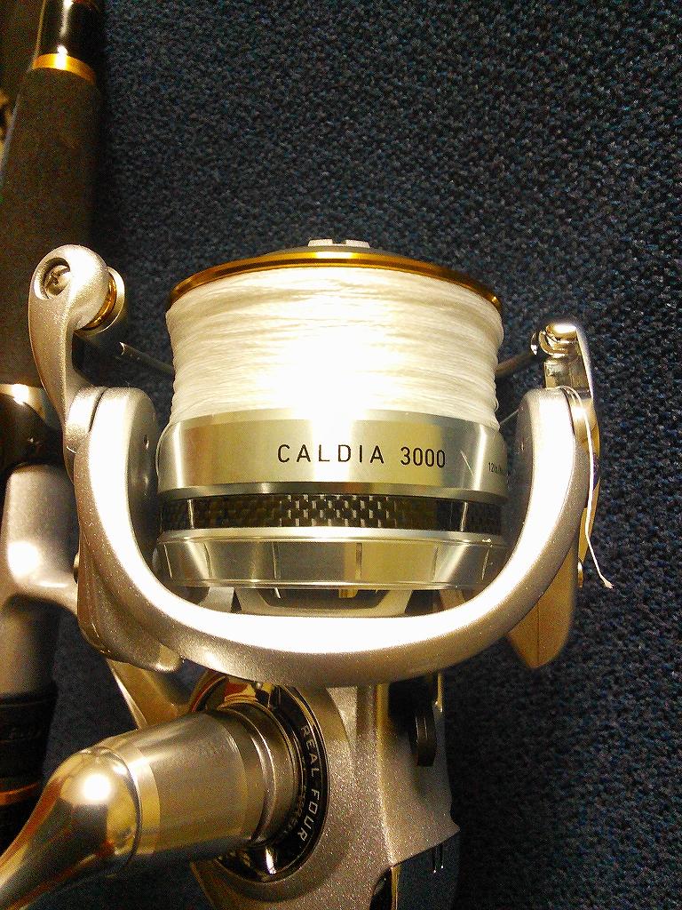 ダイワ CALDIA 3000
