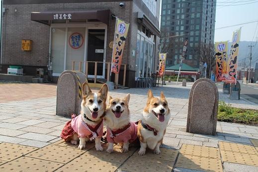 近場のお散歩門司港1 2014-3-23-2