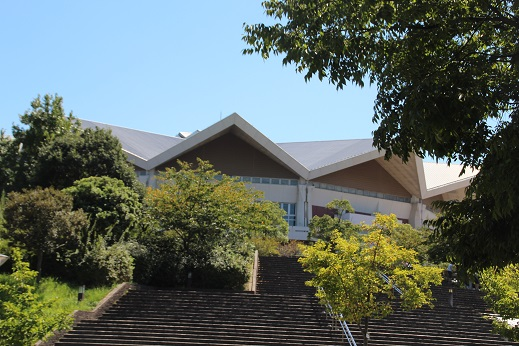 遥ちゃんと中央公園 2014-9-15-1