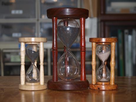 スナ時計3種