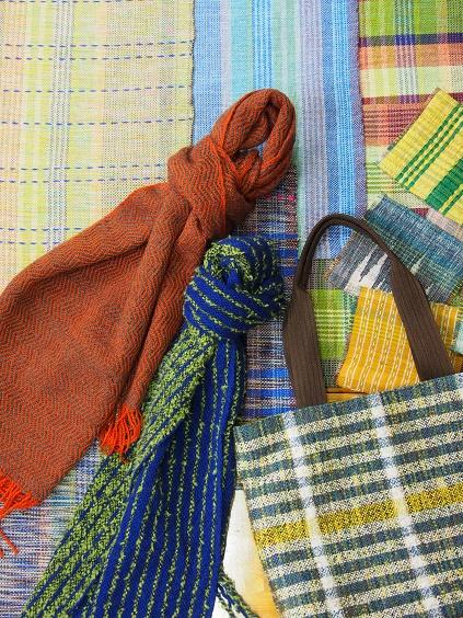 手織り展示品DM用