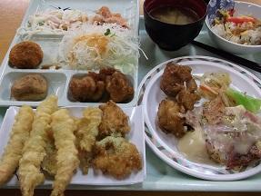 おおるり夕食2014.9