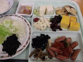 おおるり朝食2014.9