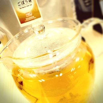 ごぼう茶201410