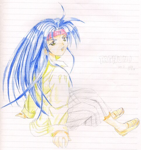 渡ヶ瀬 竜乃 Ver.2