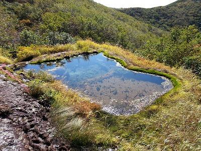 斜里岳竜神の池1