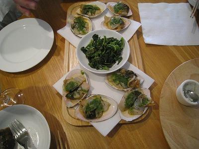 柿の木坂(料理3)