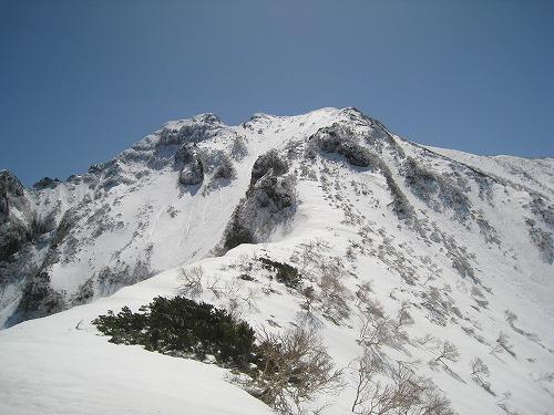 斜里岳玉石コース(H=1200m)