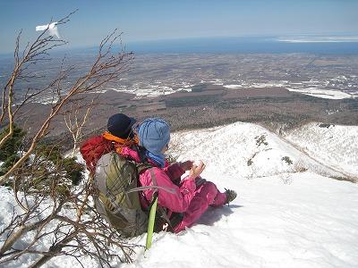 斜里岳玉石コース(H=1300m)1