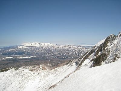 斜里岳玉石コース(H=1300m)2