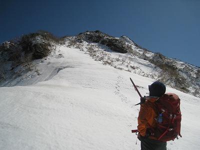 斜里岳玉石コース(H=1250m)