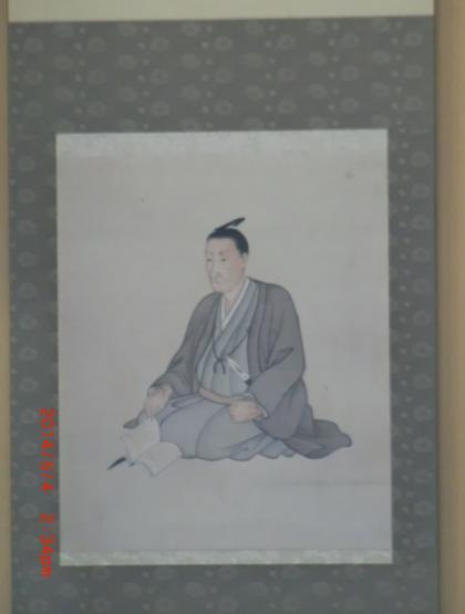 吉田松陰画像