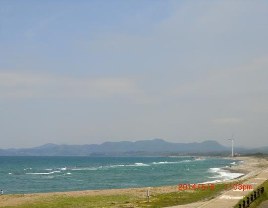 三里ヶ浜海岸海水浴場