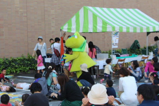 韮崎文化ホール祭り ニーラ 包容力