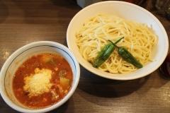 140816夏野菜のトマトチーズつけめん_R