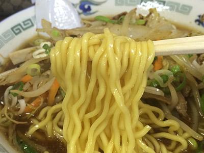 むら山醤油麺1409