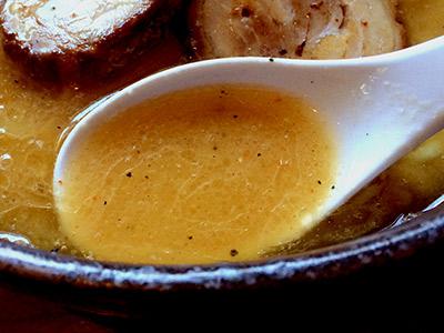 飛燕味噌スープ