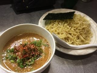 フジヤマ味噌つけ麺