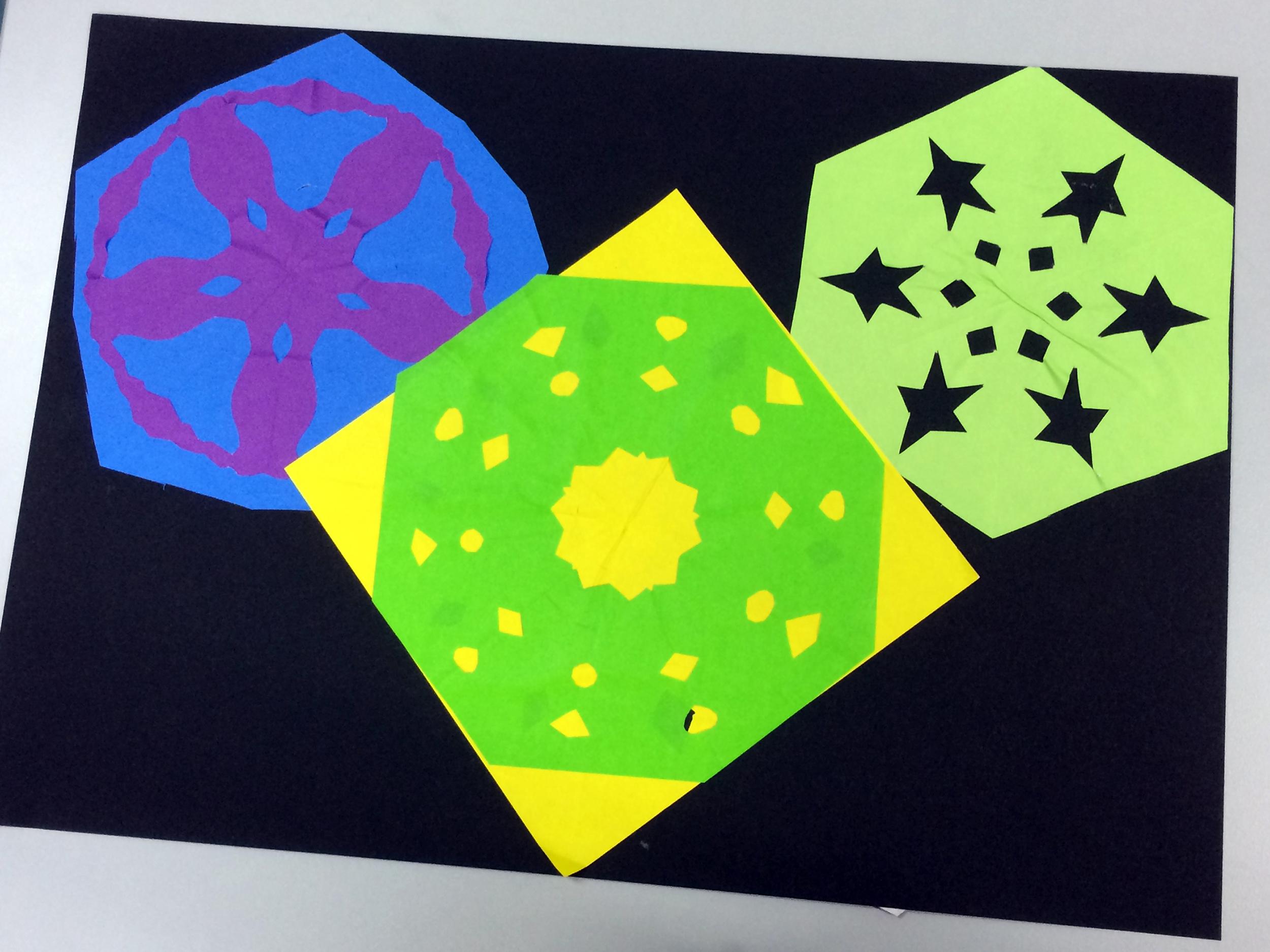 すべての折り紙 折り紙 箱 正方形 折り方 : きょうはコスモへの出張指導の ...