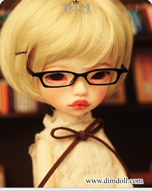 人形が好きです。